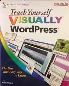 TeachYourselfVisually WordPress_wp